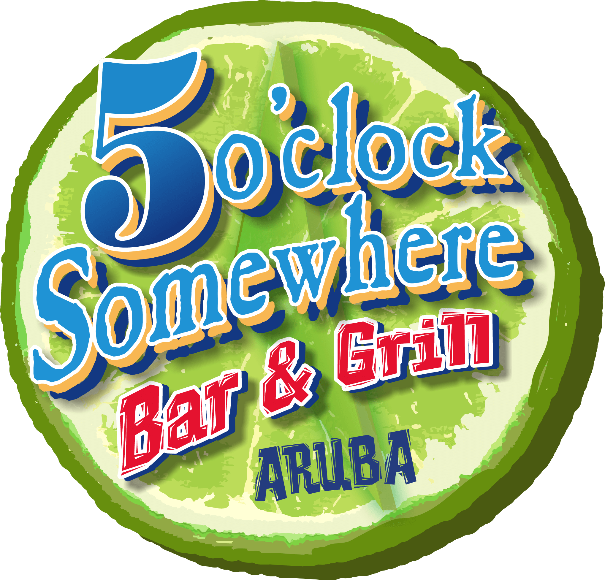 5 O'clock Somewhere Aruba